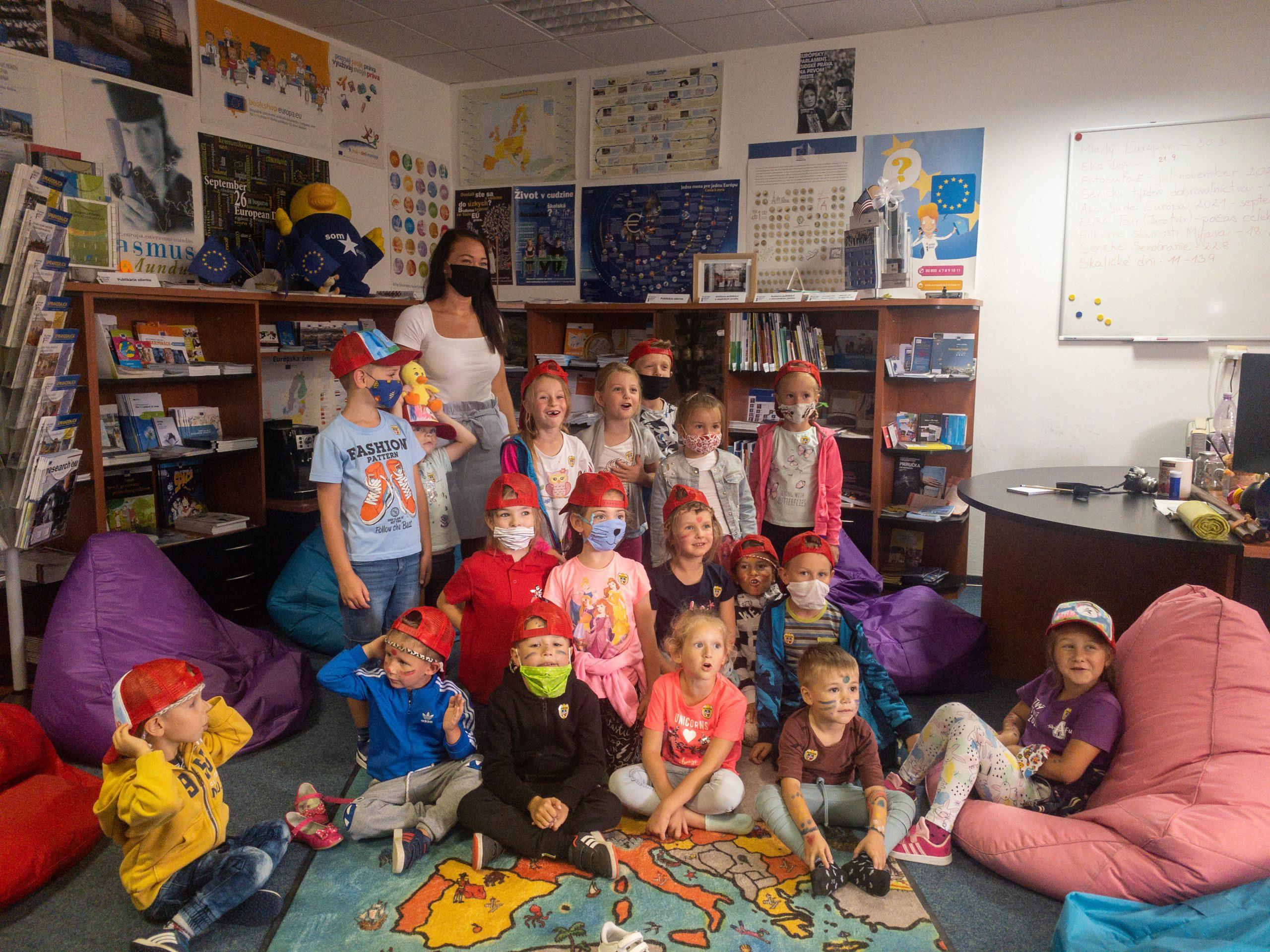Euro Tour – COOL SCHOOL Senica